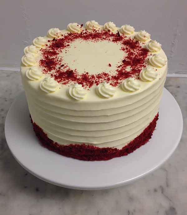 Red Velvet Cake - Sugar and Salt